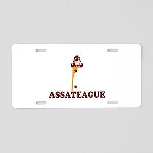 Assateague Island MD - Lighthouse Design. Aluminum
