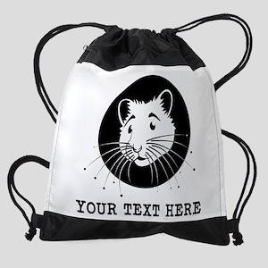 96d98b971f1e Pet Hamster Drawstring Bags - CafePress