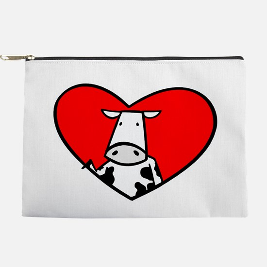 FIN-i-heart-cows.png Makeup Pouch