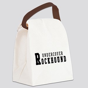Undercover Rockhound Canvas Lunch Bag