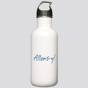 French Allons-y Stainless Water Bottle 1.0L