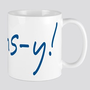 French Allons-y Mug