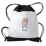 hi-pig Drawstring Bag