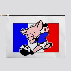 france-soccer-pig Makeup Pouch