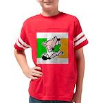 ireland-soccer-pig Youth Football Shirt