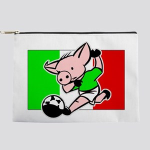 mexico-soccer-pig Makeup Pouch
