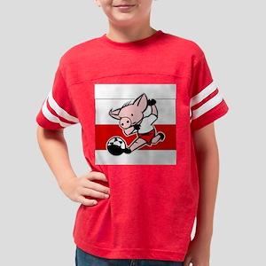 poland-soccer-pig Youth Football Shirt