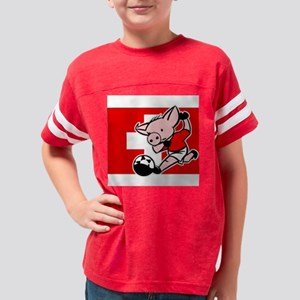 switzerland-soccer-pig Youth Football Shirt