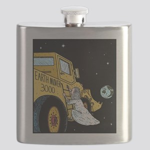 Gods Earth mover Flask