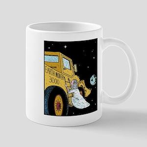 Gods Earth mover Mug