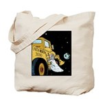Gods Earth mover Tote Bag