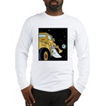 Gods Earth mover Long Sleeve T-Shirt