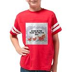 born-year-pig-1947 Youth Football Shirt