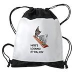 FIN-goats-you-kid.png Drawstring Bag