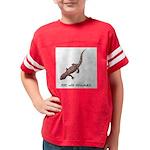 plays-with-salamand... Youth Football Shirt