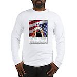 Uncle Sam Tsar Long Sleeve T-Shirt