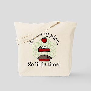 So Many Pies Tote Bag