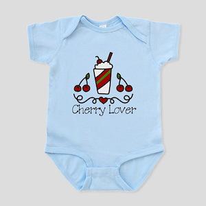 Cherry Lover Infant Bodysuit