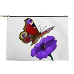 butterfly-4 Makeup Pouch
