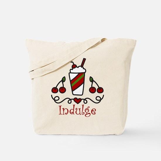Indulge Tote Bag