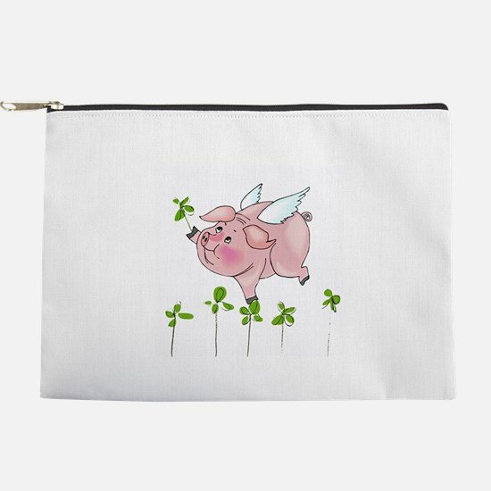 Pig In Clover Makeup Pouch