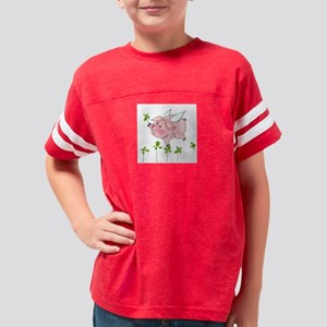 Pig In Clover Youth Football Shirt