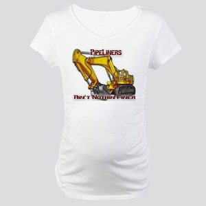 Pipeliners Maternity T-Shirt