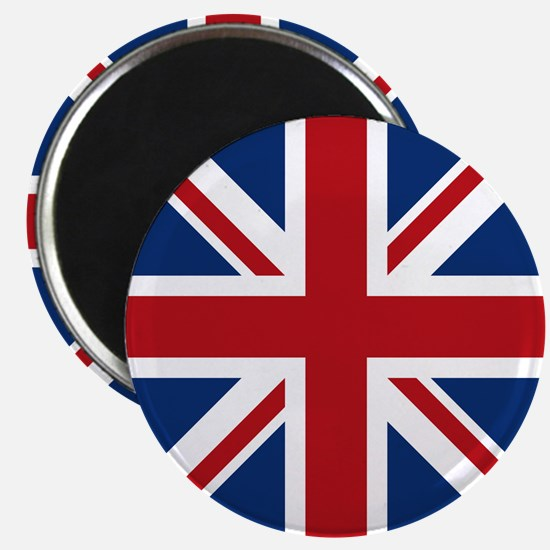 United Kingdom Union Jack Flag Magnet