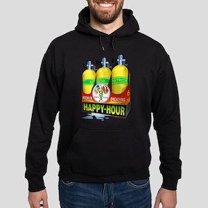 Premium Scuba Breathing Hoodie (dark)