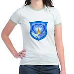 2 Souls 1 Heart Jr. Ringer T-Shirt