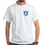 2 Souls 1 Heart White T-Shirt