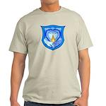 2 Souls 1 Heart Light T-Shirt