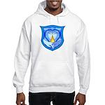 2 Souls 1 Heart Hooded Sweatshirt