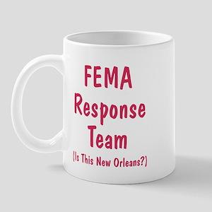 FEMA Response Mug