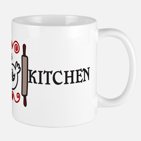 Country Kitchen Mug