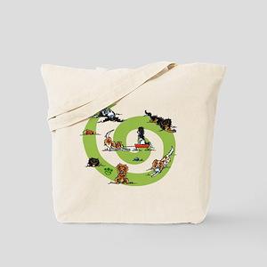 CKCS Playtime Tote Bag