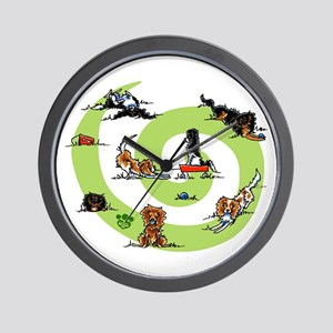 CKCS Playtime Wall Clock