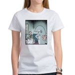 Angry Fin-less Shark Women's T-Shirt