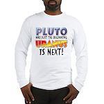 Pluto Uranus Long Sleeve T-Shirt