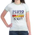 Pluto Uranus Jr. Ringer T-Shirt