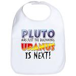 Pluto Uranus Bib