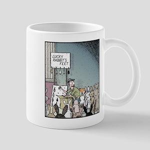 Angry Rabbits Mug
