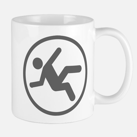 Funny Daredevil Clumsy Shirt Mug