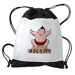 FIN-big-in-japan Drawstring Bag