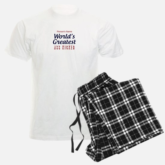 Worlds Greatest Personal Trainer Pajamas