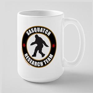 SASQUATCH RESEARCH TEAM Large Mug