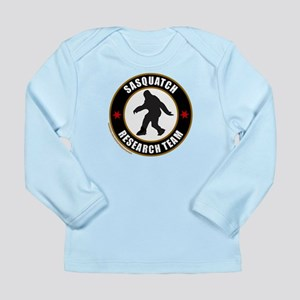 SASQUATCH RESEARCH TEAM Long Sleeve Infant T-Shirt