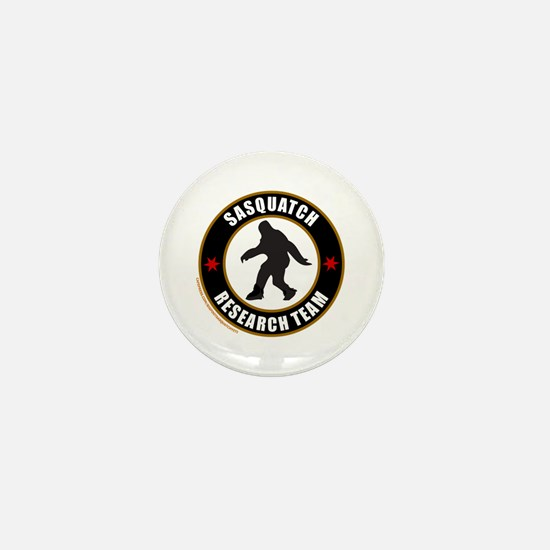 SASQUATCH RESEARCH TEAM Mini Button