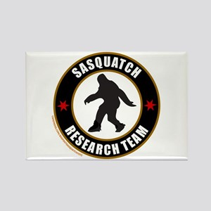 SASQUATCH RESEARCH TEAM Rectangle Magnet