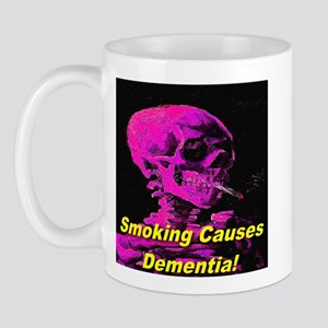 Smoking Causes Dementia Sinfu Mug
